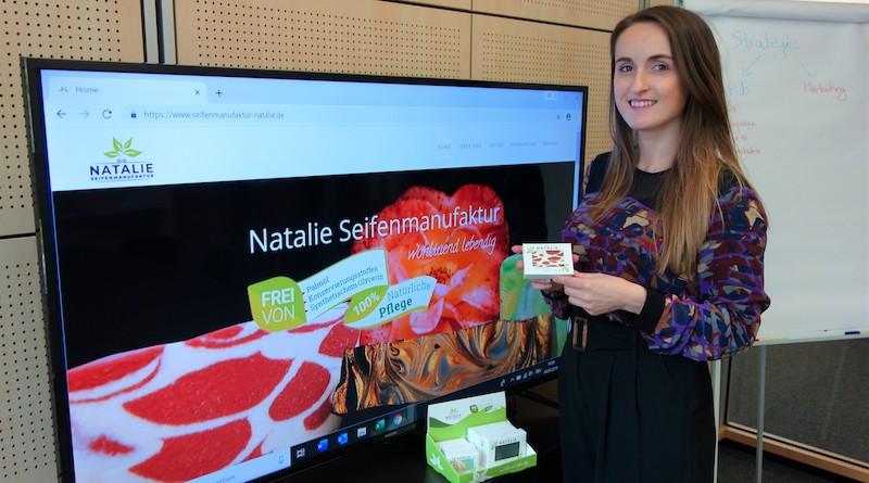 Seifenmanufaktur Natalie hochwertige Seifen frei von Palmöl