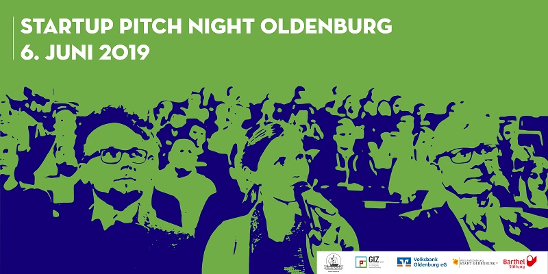Startup Pitch Night Oldenburg