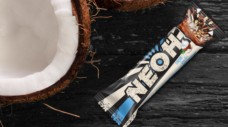 Schokoriegel NEOH launcht dritte Sorte - Cocos CrossBar