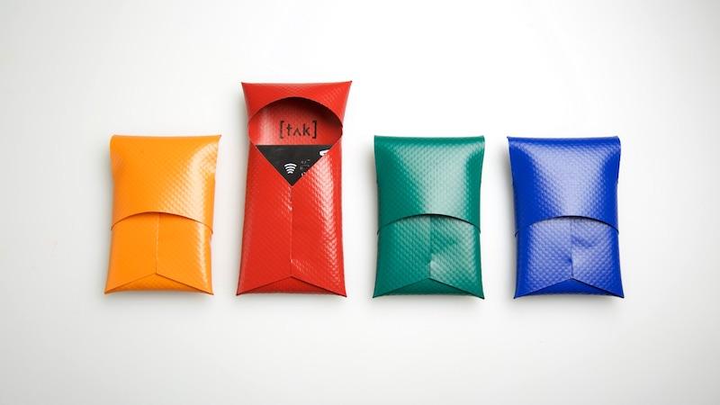 tak: Dein Geldbeutel nachhaltig, robust, einzigartig