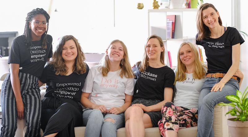 CoWomen Coworking Space Frauen Berlin