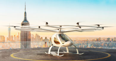 Volocopter ist Technology Pioneer des World Economic Forum