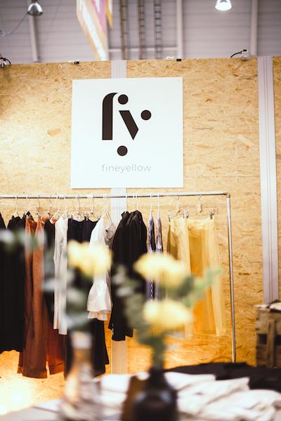 fineyellow Online-Marktplatz für nachhaltig und fair produzierte Mode