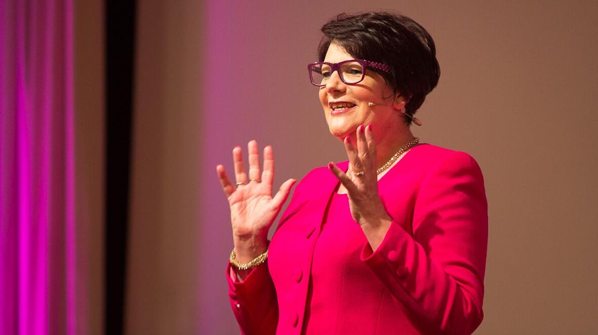 Power für Frauen: Nehmen Sie Ihren Erfolg selbst in die Hand Petra Polk