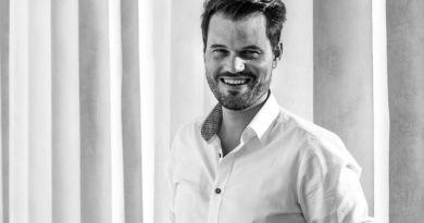 Ruben Knitter, Investment Associate capital300 Startups im Interview