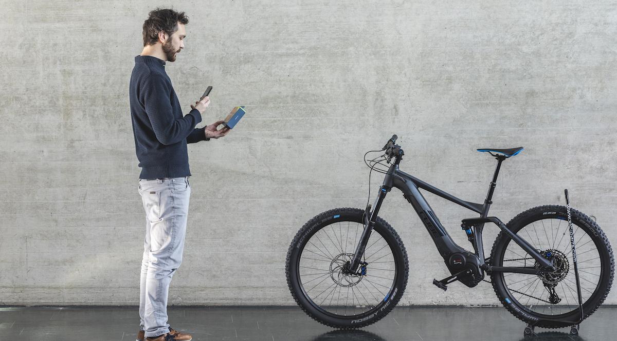 GPS-Tracker für E-Bikes: BikeTrax