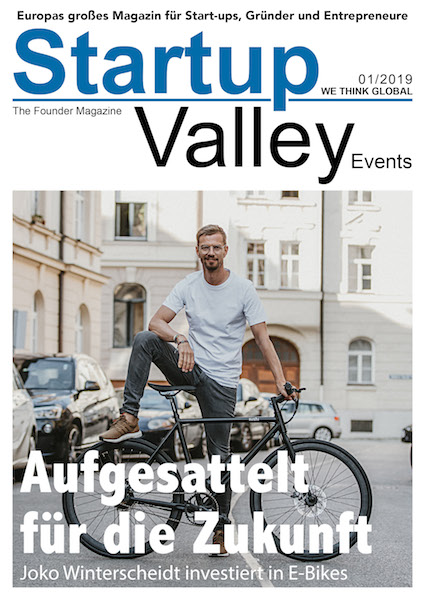 StartupValley Events 042019 Cover