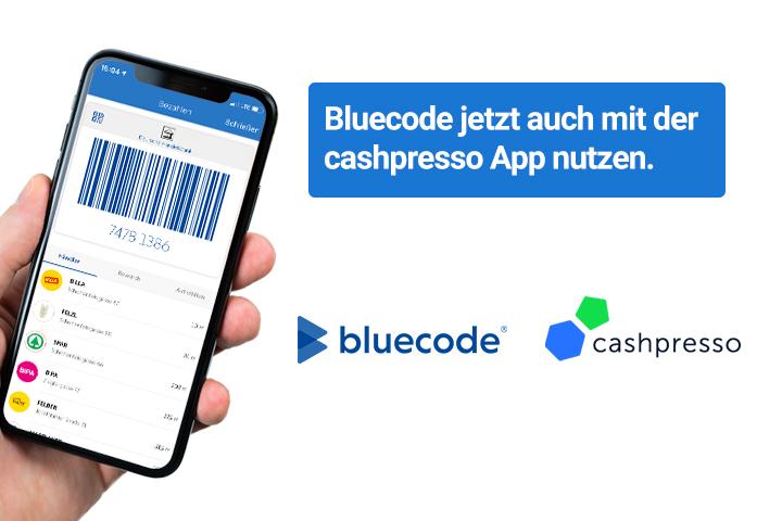 FinTech StartUps Bluecode und cashpresso kooperieren