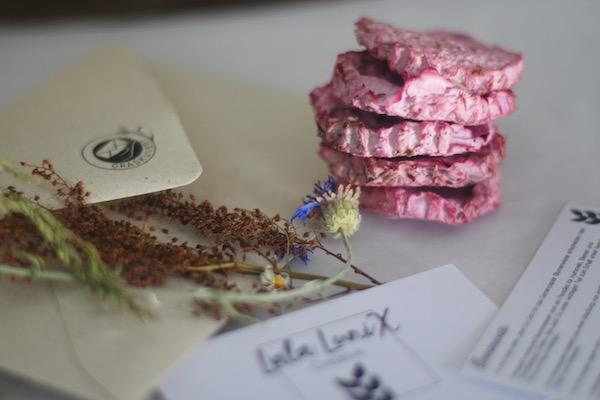 Lala LuniX Creative Papeterie und Aquarelle auf Bambus Papier