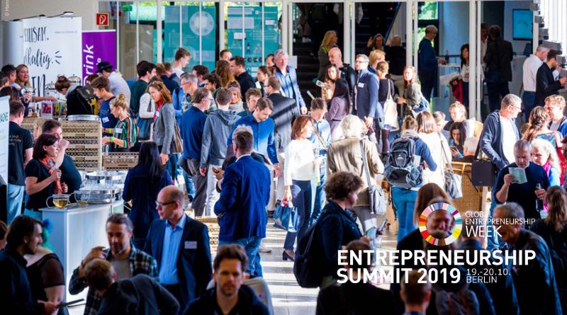 Entrepreneurship Summit 2019