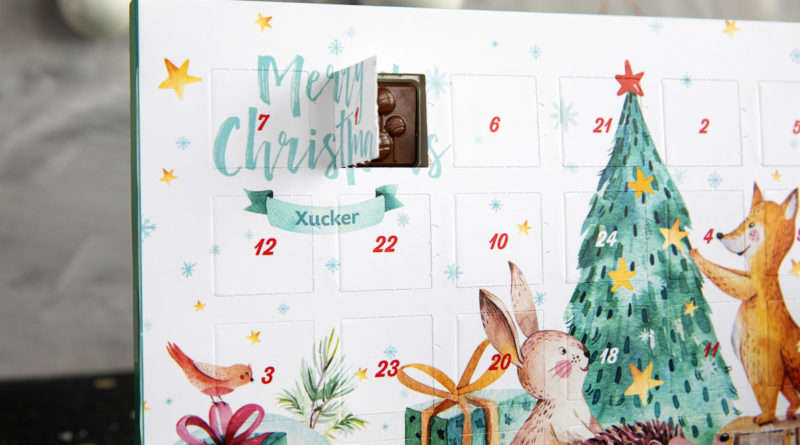 Xucker: Adventskalender