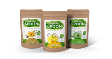 Sprout Spoon