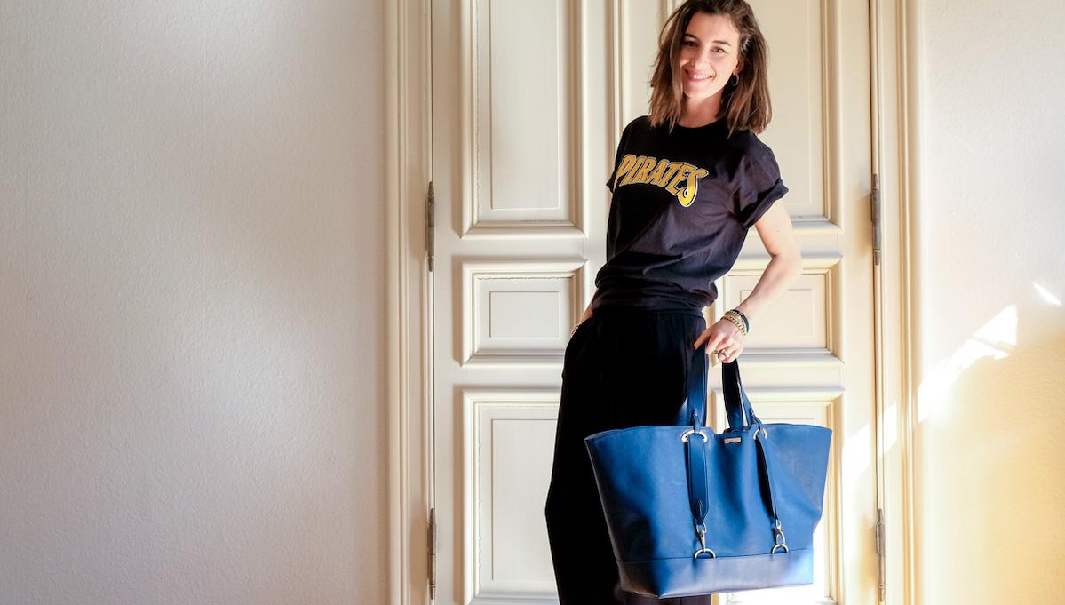 Jenah St. vegane Designer-Handtasche in Italien hergestellt
