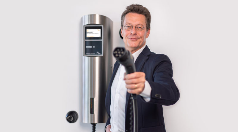 Juice Technology: Mobile Ladestationen Juice Booster für Elektroautos