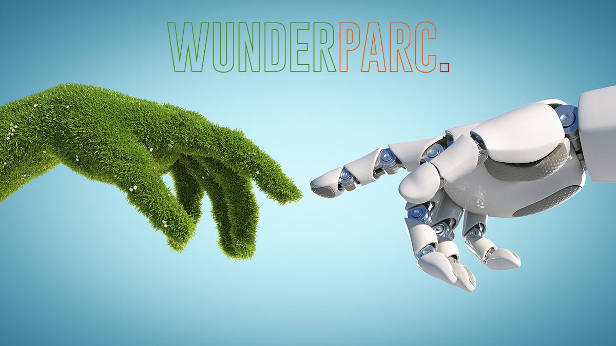 WUNDERPARC 2D Foto 3D Szene Filme Games
