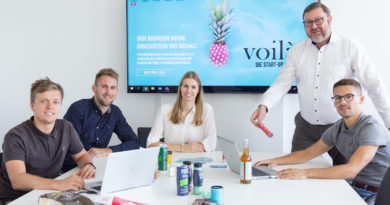 voilà! – Das Start-up-Portal der MARKANT