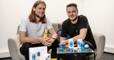 BUDDI – Der Gewinner des James Dyson Awards 2019