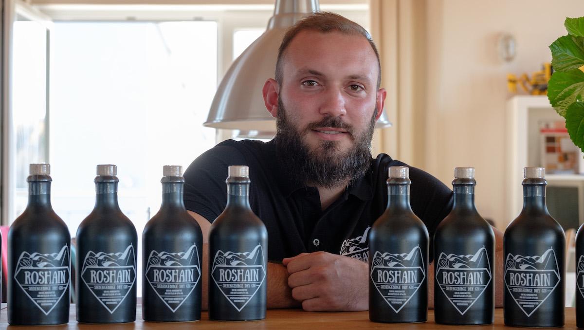 Roshain Siebengebirge Dry Gin