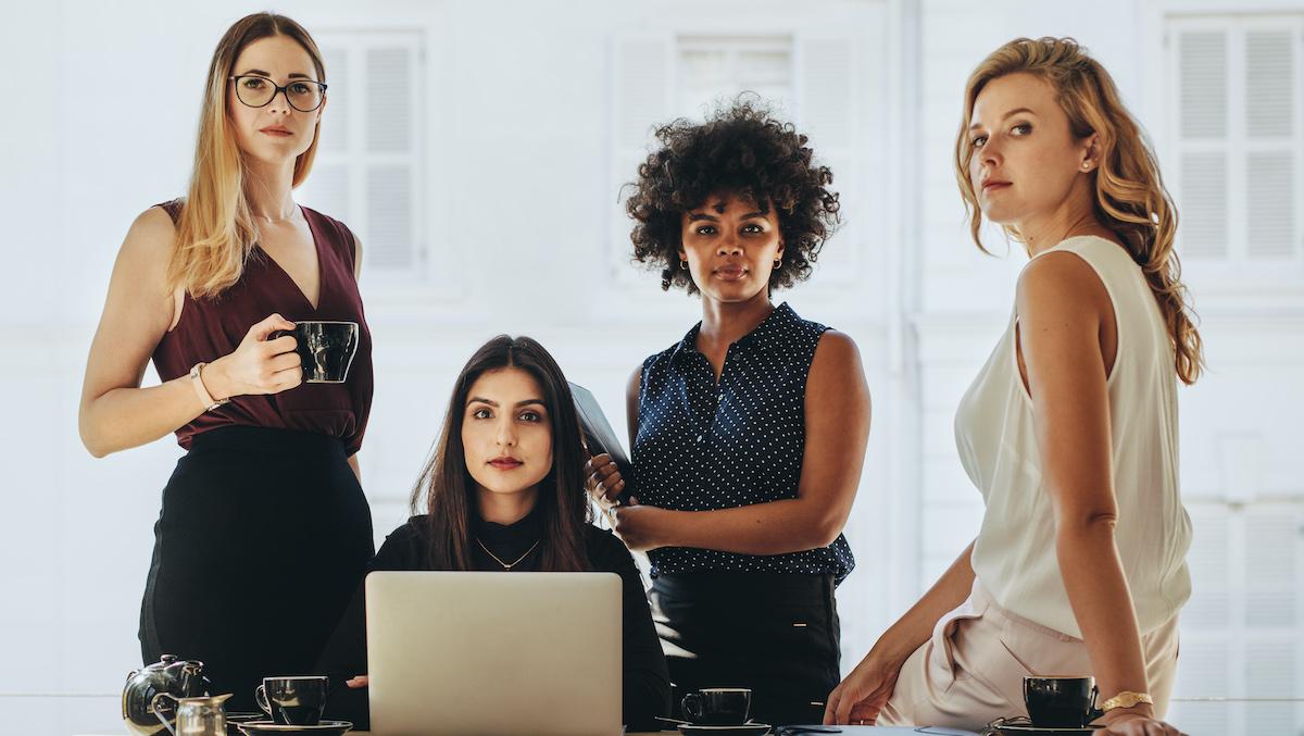 angst Startup-Szene Frauen