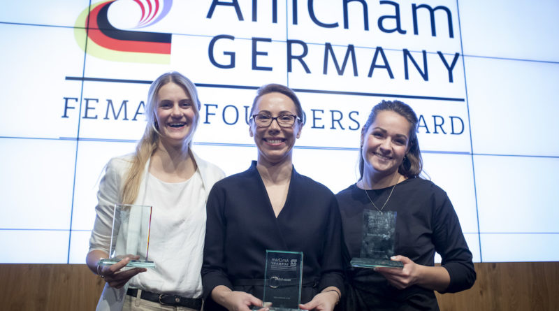 Female Founders Award 2019