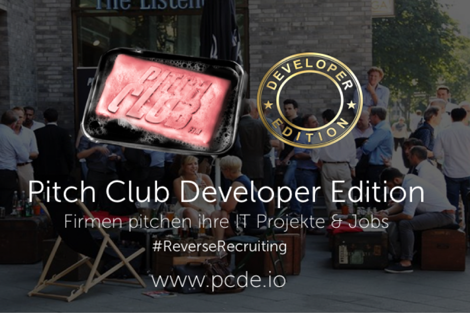 Pitch Club Developer Edition #42 - Karlsruhe