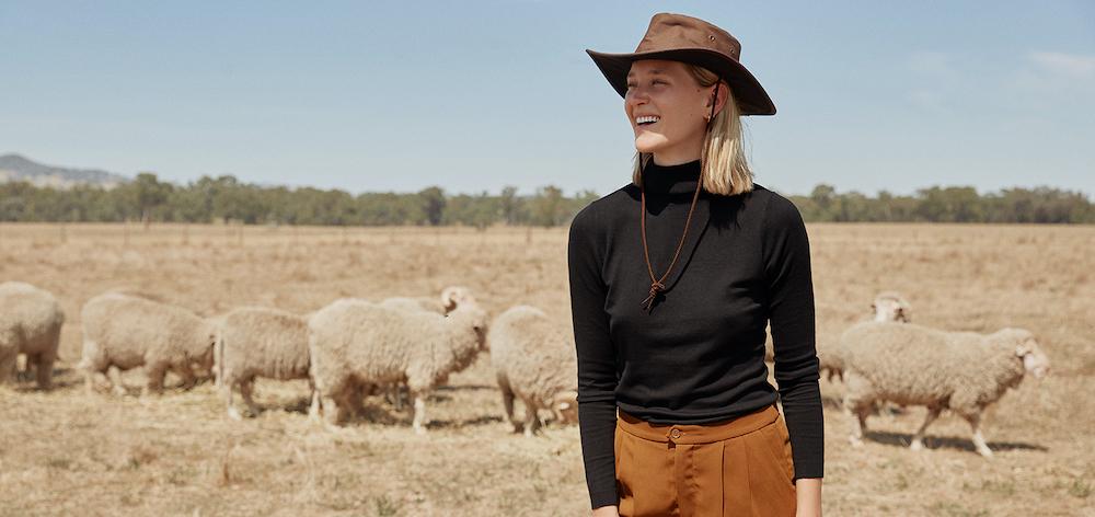 Zue Anna nachaltiges Modelabel vereint Tierliebe und Fashion
