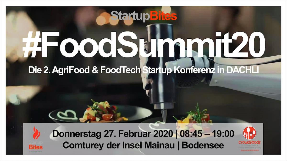 AgriFood- Startup Konferenz bodensee