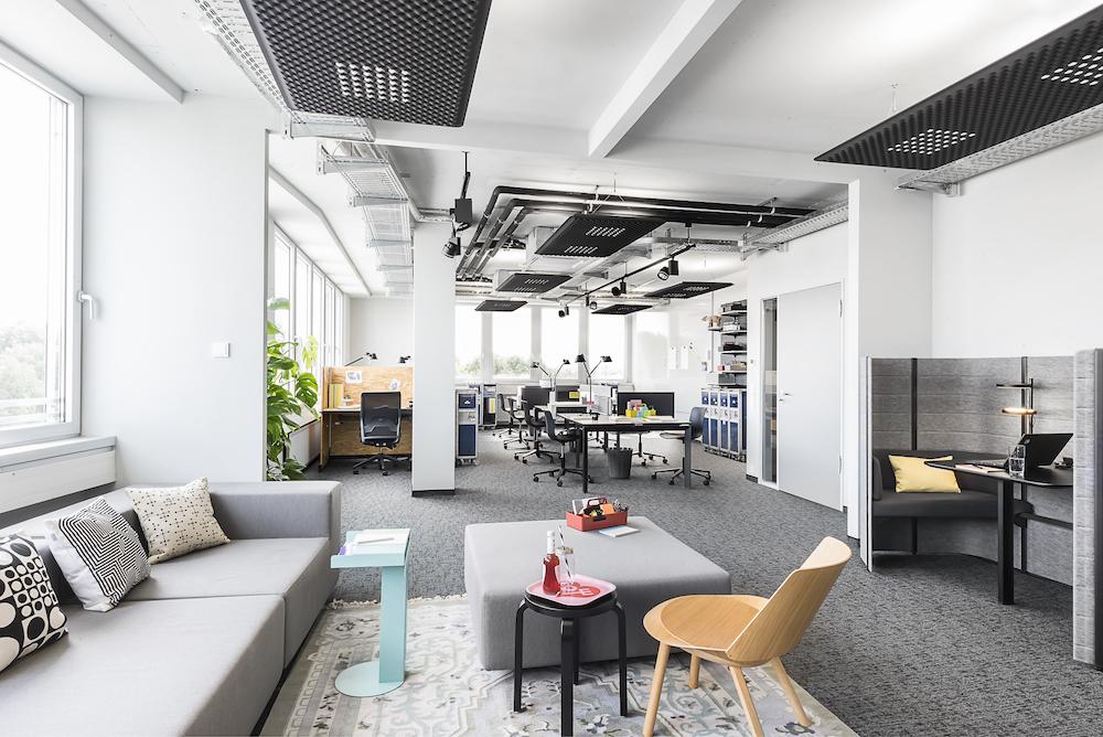 Corporate Coworking: Flexible Workspace Spielraum für Unternehmen