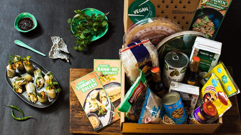 asiastreetfood authentische asiatische Küche Kochboxen Rezepten