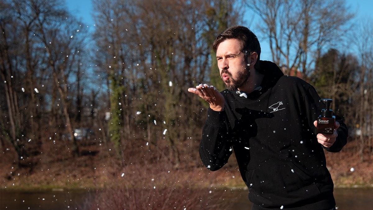 Sause: Die Seifenbrause nachhaltige Flüssigseife
