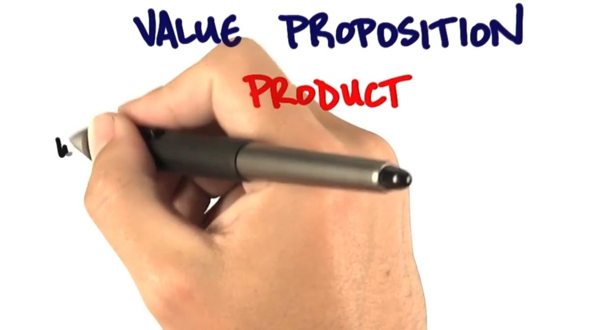 Steve Blank Wertbeitrag Problem Lösung kunden