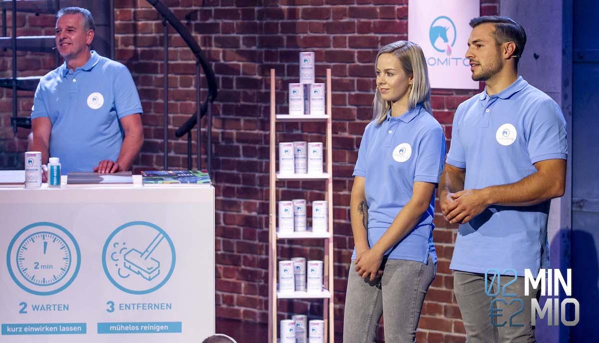 BLUNIVA Vomito Hygieneabsorber in 2 Minuten 2 Millionen