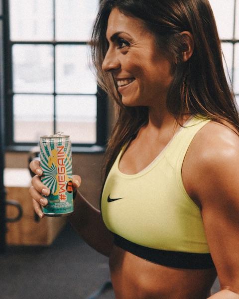 Wegain veganes und zuckerfreies Sportgetränk muskelfördernd
