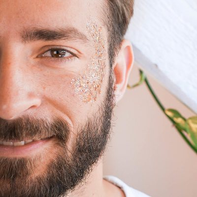 BIRKENSPANNER Bioglitzer für Festivals plastikfrei