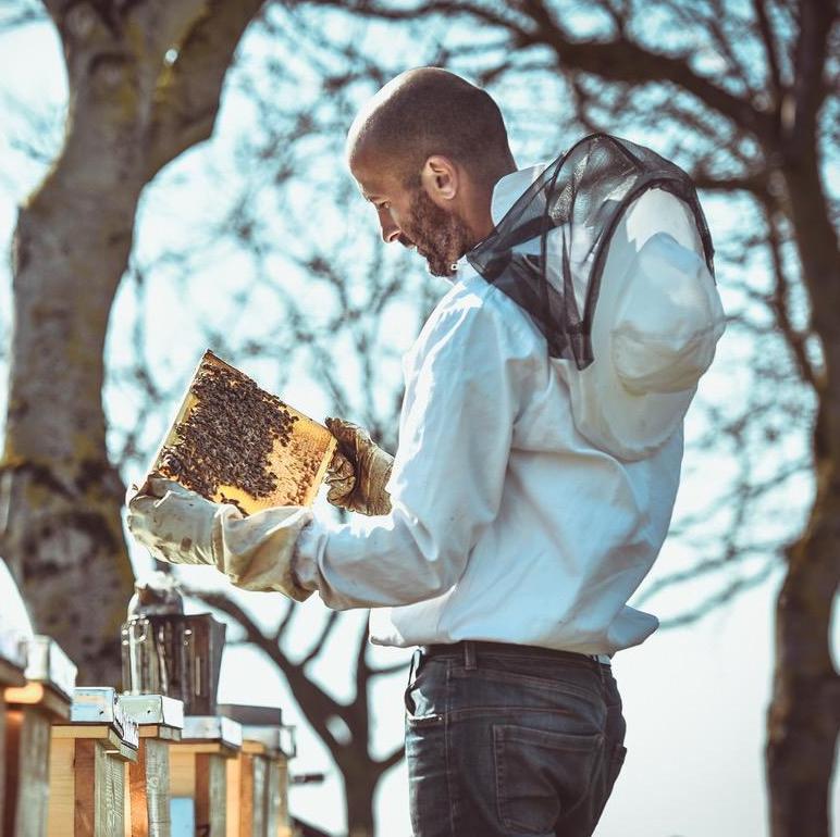Florian Peterstorfer Die IMKEREI Honig 2 Minuten 2 Millionen