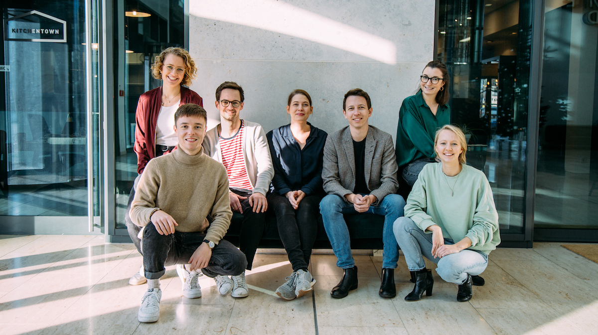 kitchentown berlin accelerator food startups