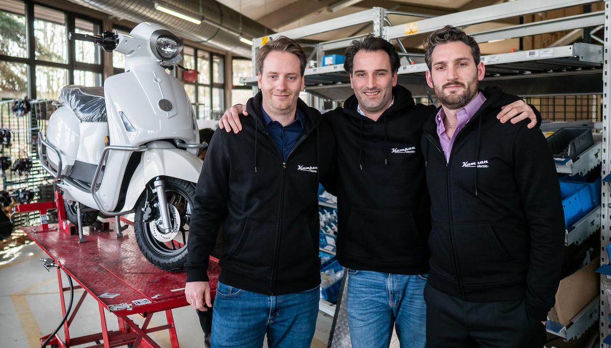 EIT InnoEnergy und Hersteller von Kumpan Electric wollen europäischen Mobilitätsmarkt verändern