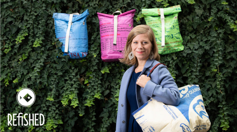 Sissi Vogler REFISHED: Fair Fashion Label 2 Minuten 2 Millionen