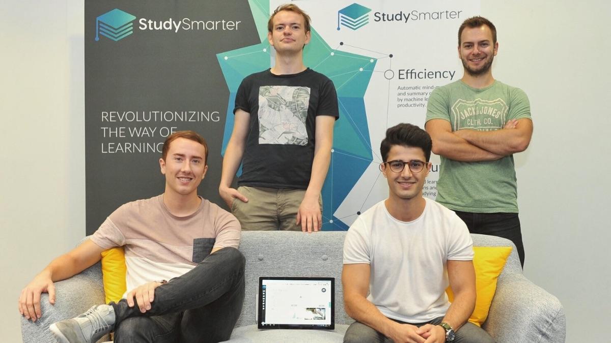 StudySmarter ist eine intelligente Lernplattform, die jede Art von Inhalt in einen interaktiven Lernkurs verwandelt.