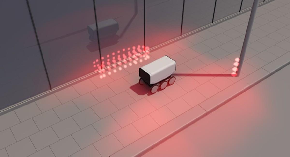 Toposens 3D-Ultraschalltechnologie für Industrie, Automobil und Robotik