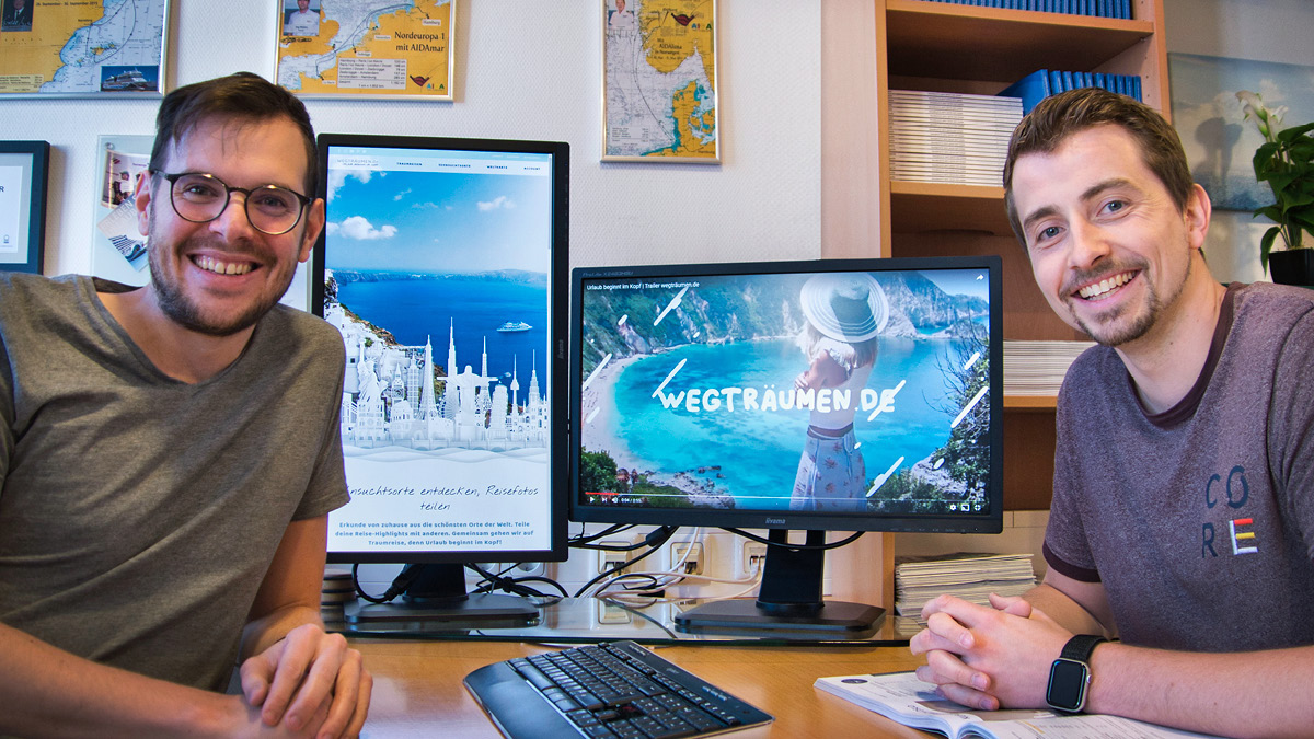 EURESA mit wegträumen auf virtuelle Reise: Von zuhause auf Kreuzfahrt gehen