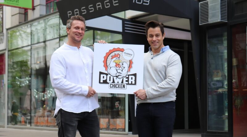 Power Chicken Convenience Food Proteingehalt 2 Minuten 2 Millionen