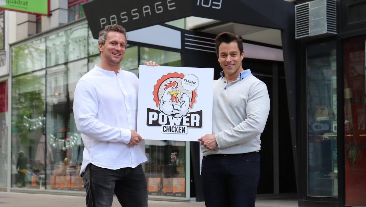Power Chicken Convenience Food Proteingehalt 2 Minuten 2 Millionen
