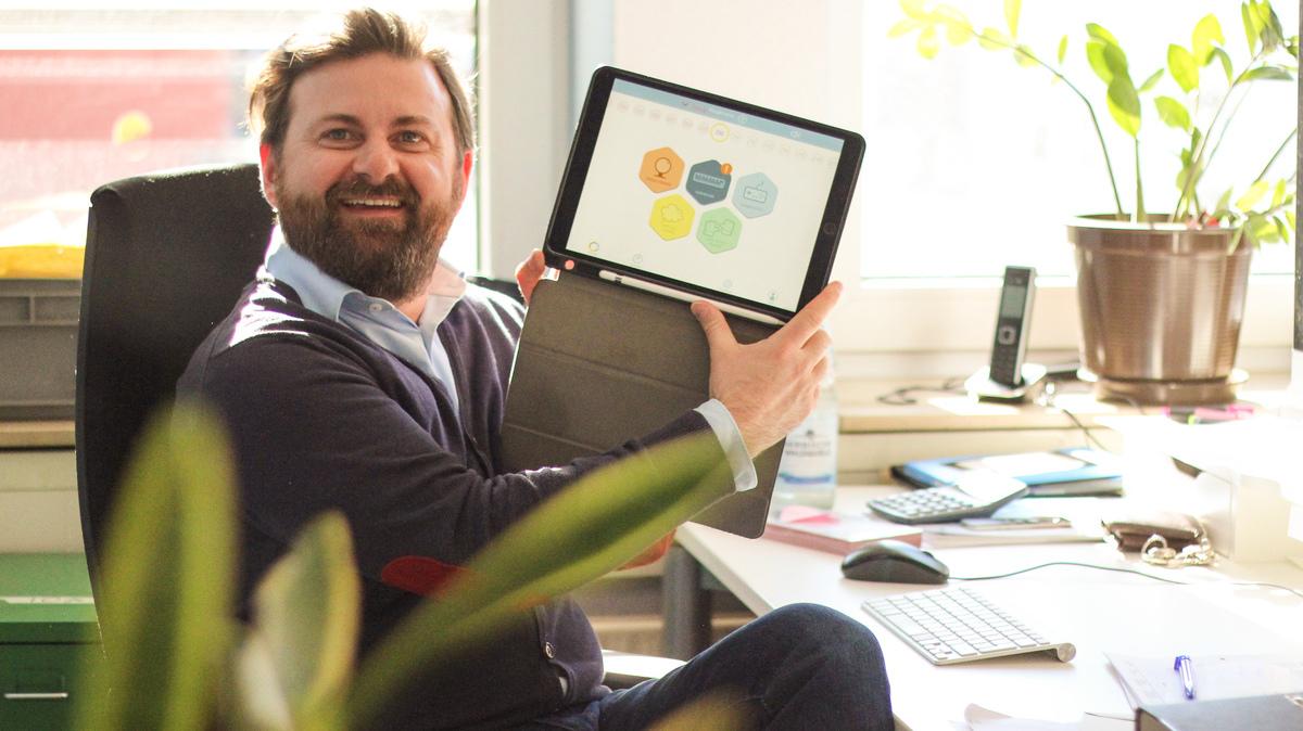 Routine GmbH: Digitalisieren, was nicht vorhanden ist