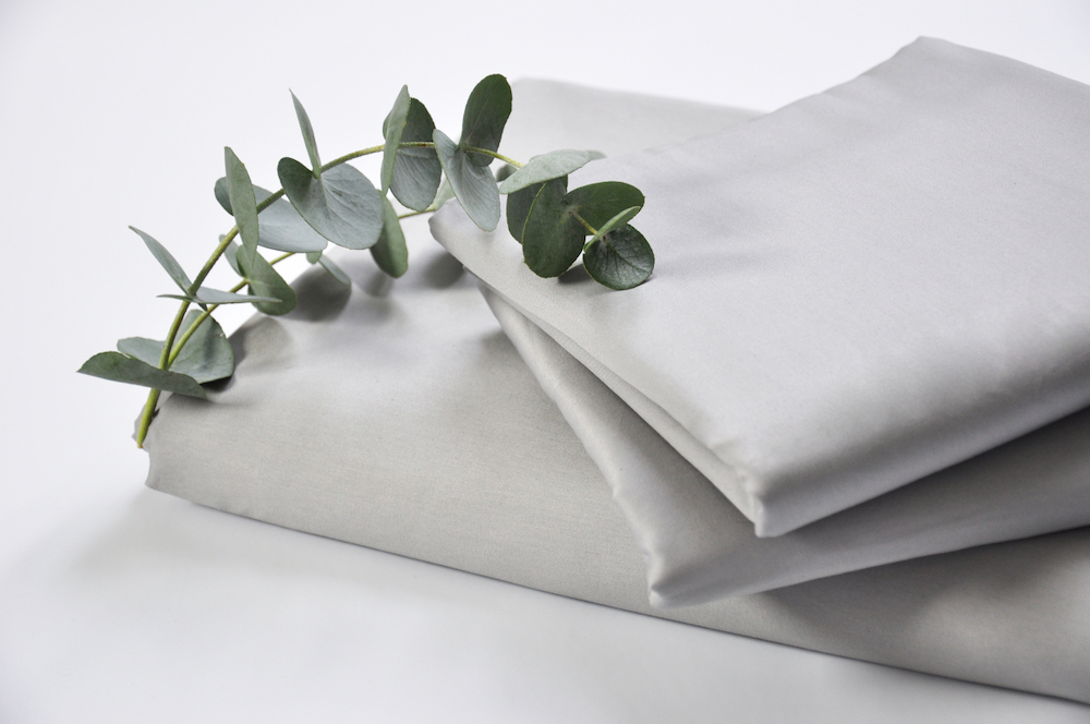 OOMAY hochwertigen Bettwäsche aus nachhaltigem Eukalyptus