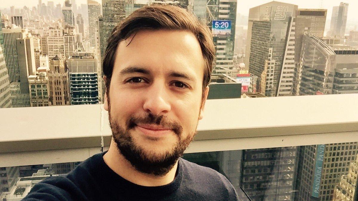Moritz Gräter DEKRA DIGITAL Partner in der Gründermotor Meisterklasse