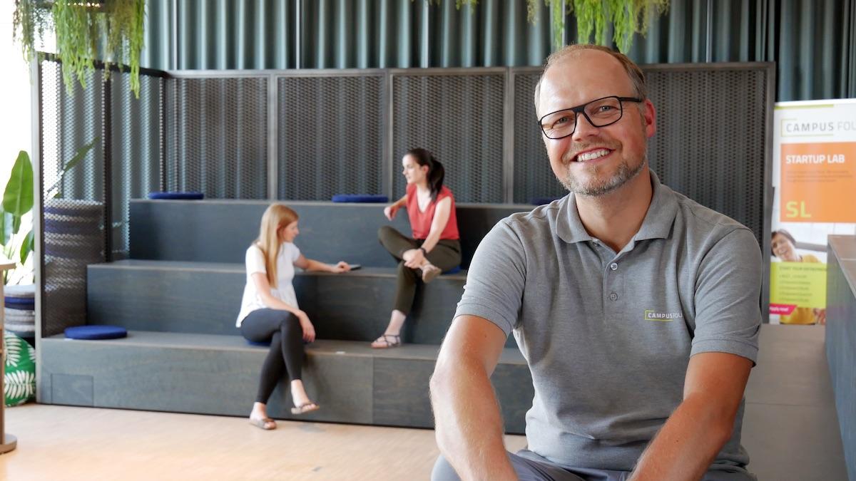 Campus Founders Oliver hanisch