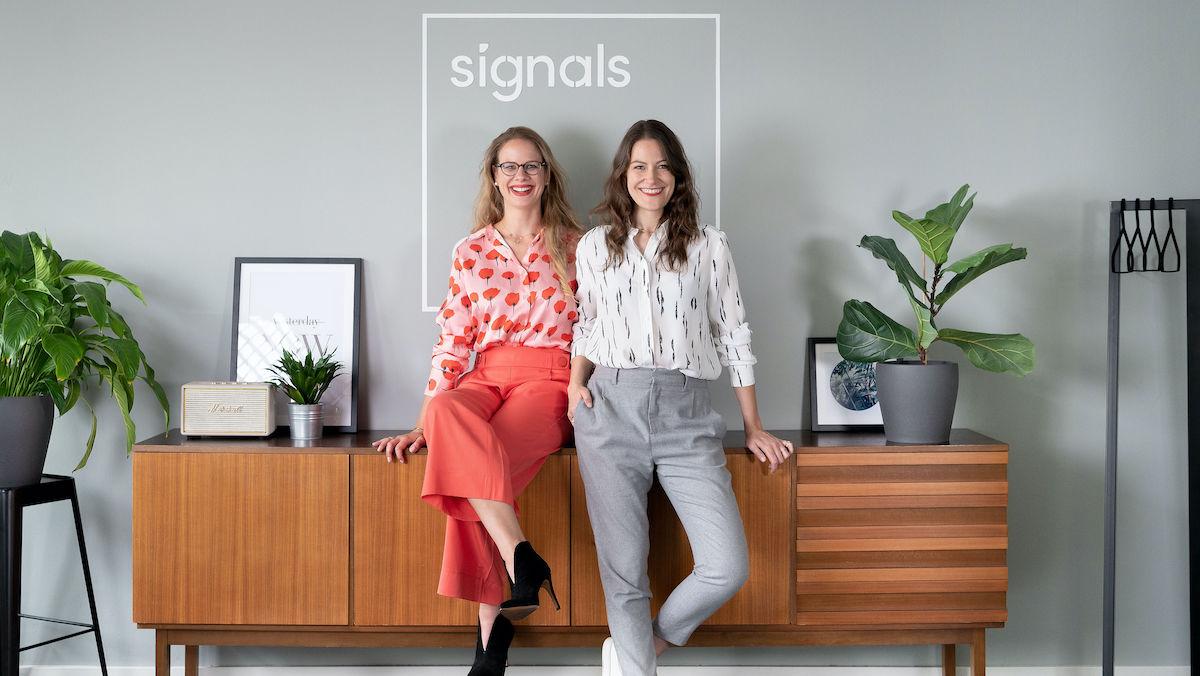 Saskia Sefranek Solveig Schulze signals SIGNAL IDUNA