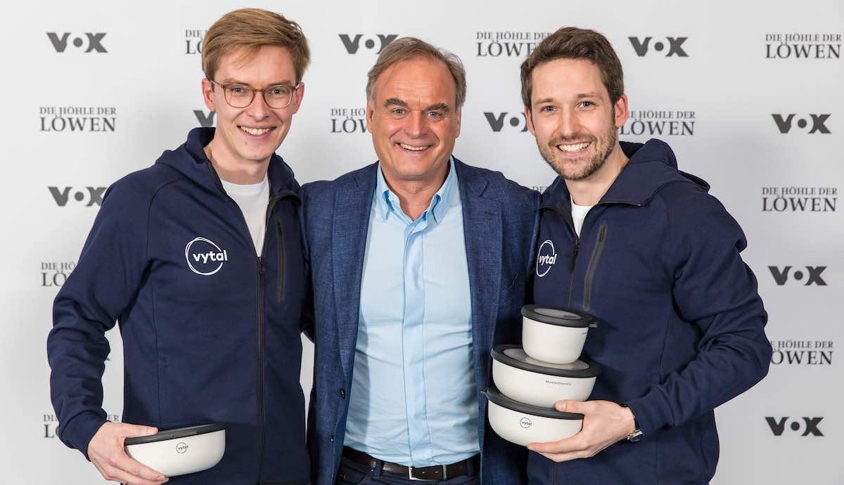 Georg Kofler Deal in Die Höhle der Löwen mit dem Kölner Start-up VYTAL
