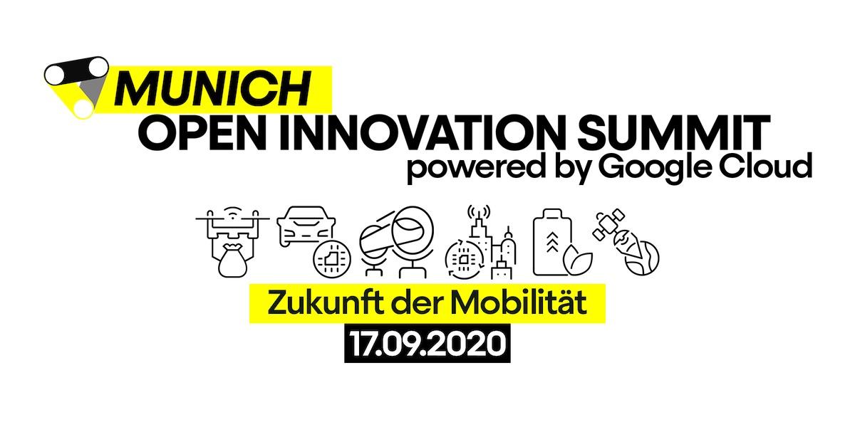 Munich Open Innovation Summit powered by Google Cloud